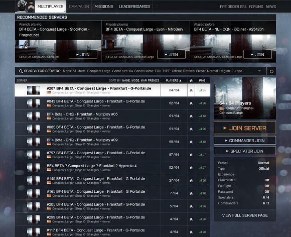 Battlefiled presenta su nueva interfaz de usuario