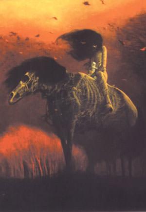 Scorn es el hijo secreto de H.R. Giger y Zdzisław Beksiński