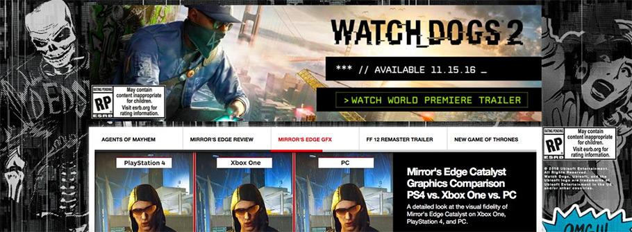 Watch Dogs 2 estará ambientado en San Francisco y saldrá en noviembre