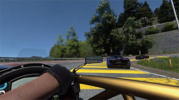 Driveclub VR será título de lanzamiento de PSVR en Japón