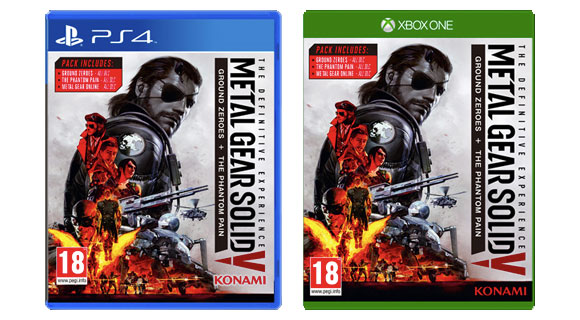 Konami confirma el lanzamiento de Metal Gear Solid V: The Definitive Experience