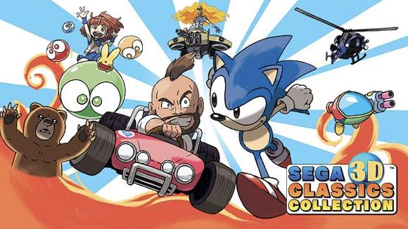 Sega 3D Classics Collection llega, casi un año tarde, a Europa