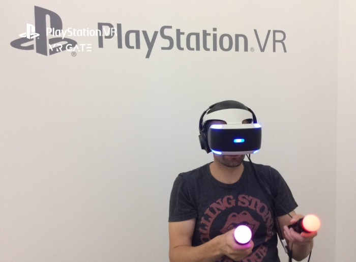 PS Vr 1