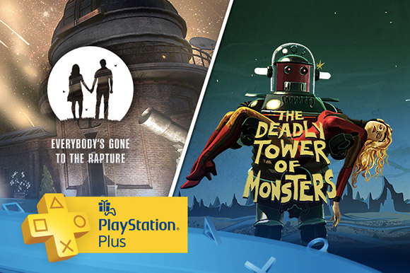 Los juegos de PlayStation Plus de noviembre incluyen Everybody's Gone to the Rapture