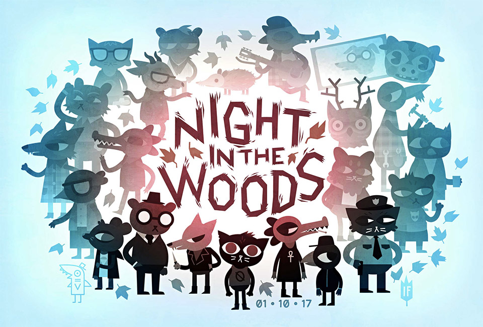 Night in the Woods saldrá el 10 de enero