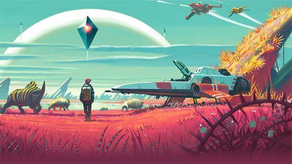 Hello Games anuncia una gran actualización para No Man's Sky