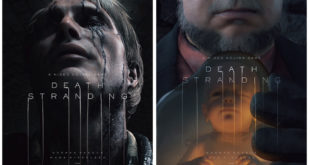 death-stranding-game-awards-2016-posters