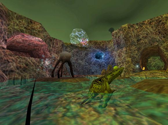 El remake de Half-Life hecho por fans tendrá una versión nueva de Xen