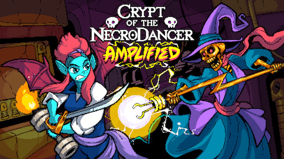 La expansión de Crypt of the NecroDancer ya está disponible en acceso anticipado