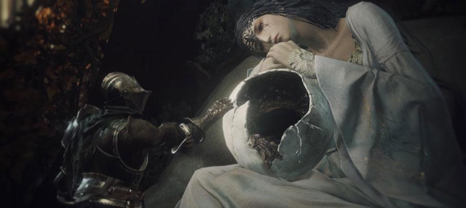 La Ciudad Anillada lleva a Dark Souls III al fin del mundo