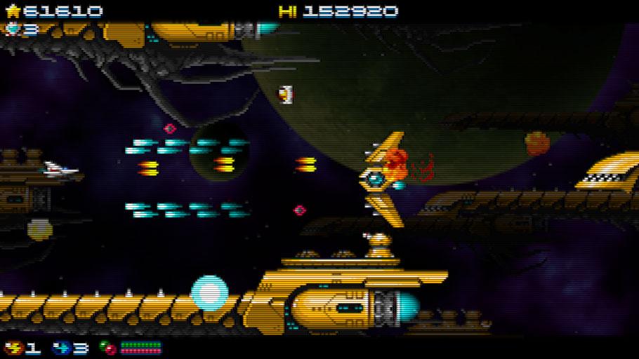 Locomalito y Abylight anuncian Super Hydorah