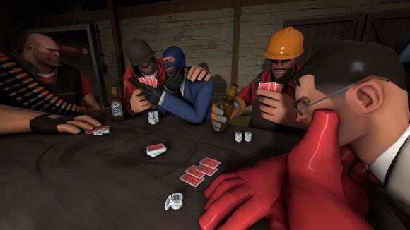 Valve comienza a bloquear el acceso a las webs de apuestas de Team Fortress 2