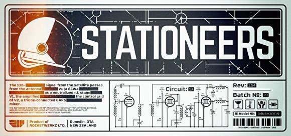 Stationeers es lo nuevo de Dean Hall, el creador de DayZ