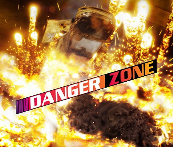 Danger Zone es lo nuevo de Three Fields Entertainment