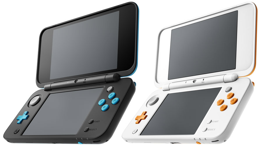 New Nintendo 2DS XL estará disponible a partir del 28 de julio