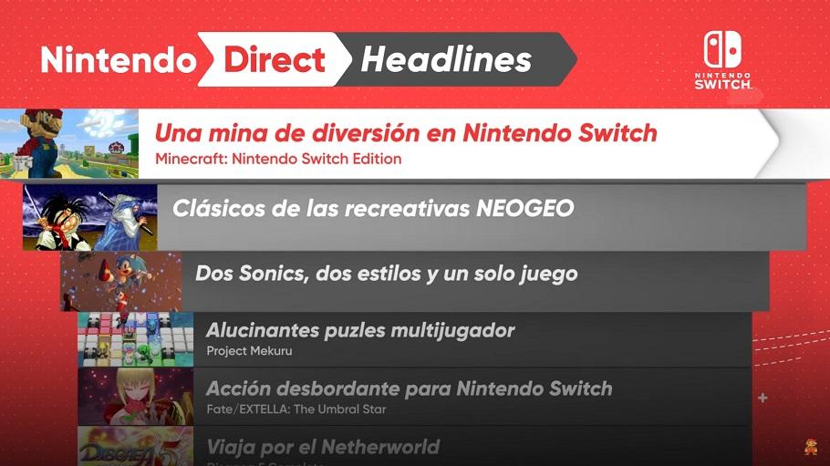 nintendo direct 13042017 resumen fechas lanzamiento