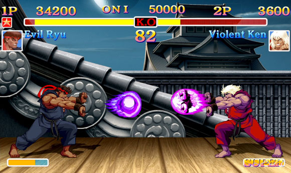 Ultra Street Fighter II para Switch saldrá el 26 de mayo