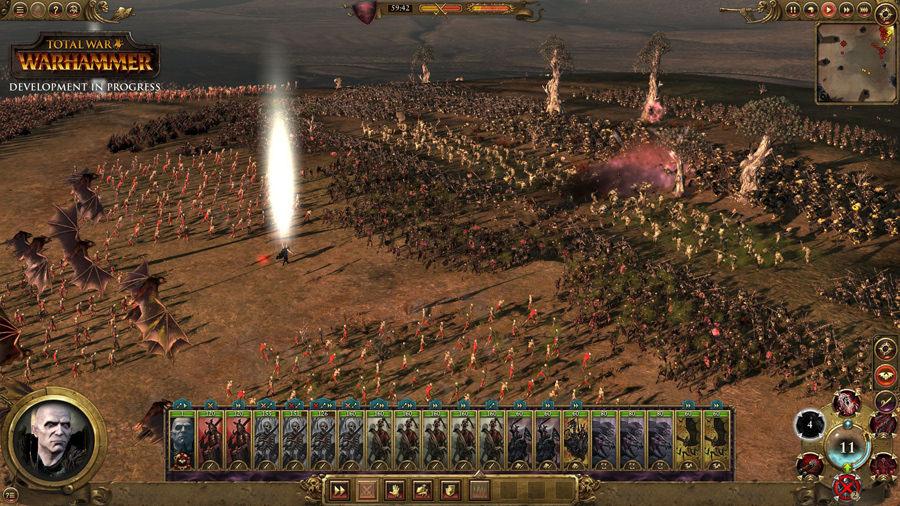 Análisis de Total War: Warhammer