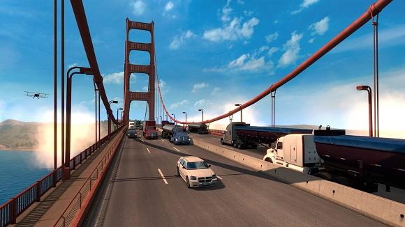 American Truck Simulator se reescalará próximamente para aumentar su tamaño