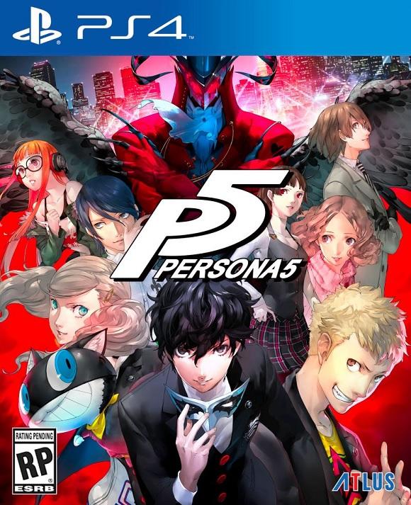 Persona 5 saldrá en Estados Unidos en febrero de 2017