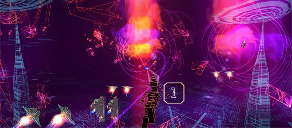 Rez Infinite, título de lanzamiento de PlayStation VR