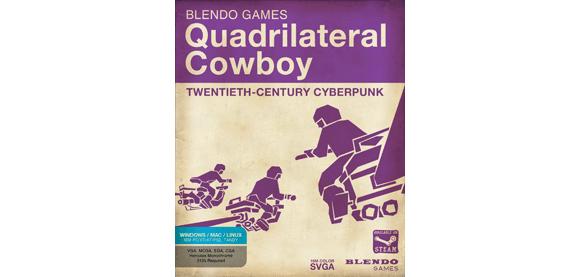 Análisis de Quadrilateral Cowboy