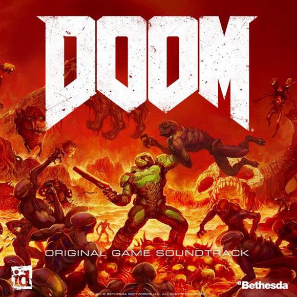 La banda sonora original de DOOM por fin está disponible