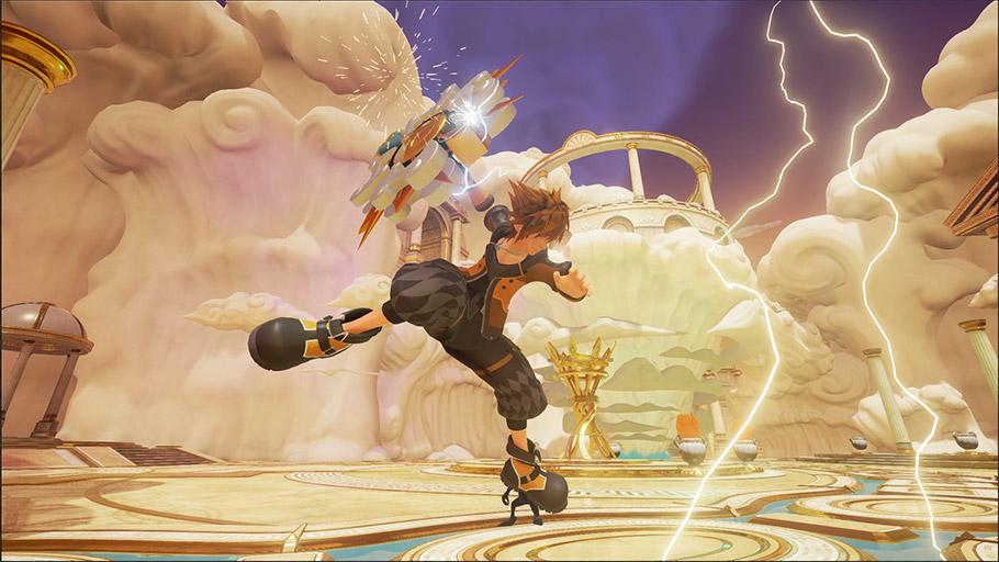 Square Enix se supera: anunciado Kingdom Hearts HD 1.5 + 2.5 ReMIX