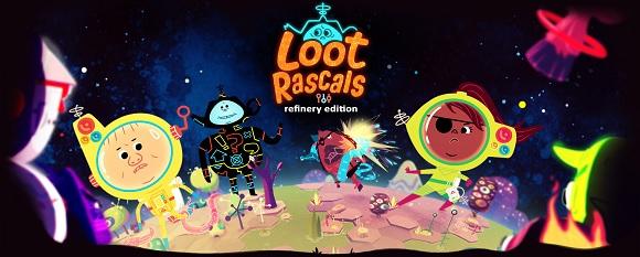 Loot Rascals está disponible de manera limitada en itch.io