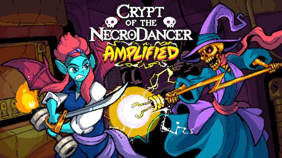 La expansión de Crypt of the NecroDancer ya está disponible en acceso anticipado