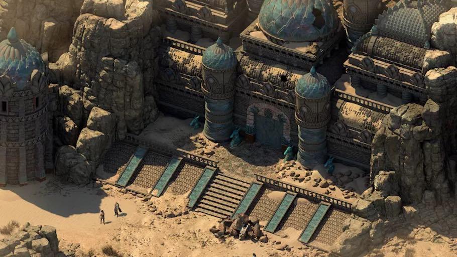 Obsidian anuncia Pillars of Eternity 2: Deadfire