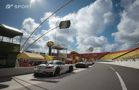 La primera beta cerrada de Gran Turismo Sport empieza en una semana