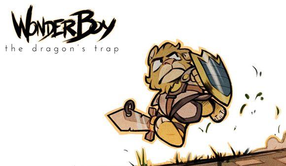 Wonder Boy: The Dragon's Trap estará disponible en consolas el 18 de abril