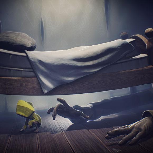 Análisis de Little Nightmares