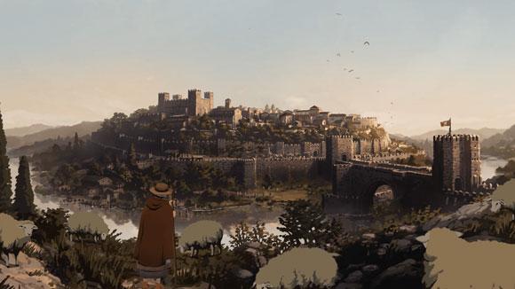 los pilares de la tierra ken follett videojuego aventura gráfica
