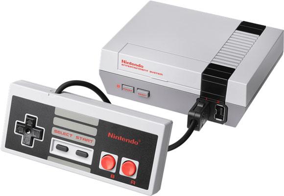 Nintendo detiene la producción de NES Mini